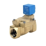 Danfoss EV220W (10-22 series), NC, EPDM, Servo-operated 2/2-way solenoid valves
