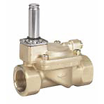 Danfoss EV224B Servo-operated Solenoid Valves 2-2-way for High Pressure Air