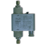 Danfoss MP 55 Oil Differential Pressure Control