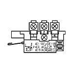 Danfoss RT/RT-A Switch Contact Blocks
