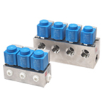 Solenoid  Valves and Blocks VDHT EC 2/2 CETOP