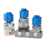 Solenoid Valves VDH 2/2 for Special Purpose