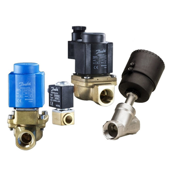 Danfoss Industrial Valves