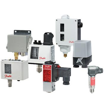 Danfoss Pressure Controls