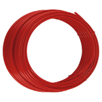 Red Polyurathane Tubing x 30m