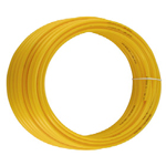 Yellow Nylon Tubing x 30m